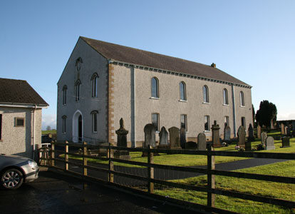 Aghadowey Presbyterian (by Ray Elder)